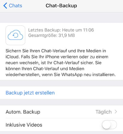 iphone whats app datensicherung aus apple übertragen android