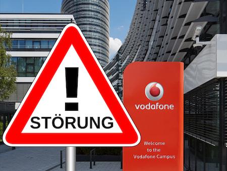 Vodafone Ausfall