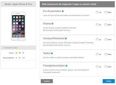 Mac Wert Berechnen : altes iphone f r apple iphone se in zahlung geben news ~ Themetempest.com Abrechnung