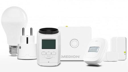 Smart Home Produkte : medion will mit smart home produkten durchstarten news ~ A.2002-acura-tl-radio.info Haus und Dekorationen