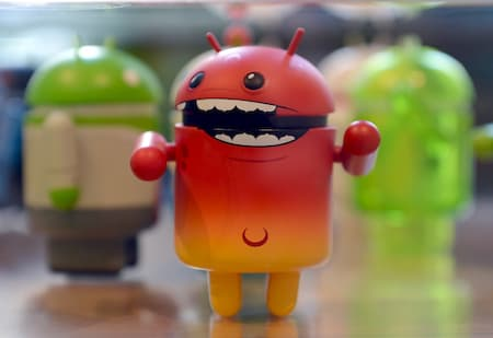 Android Unsicher