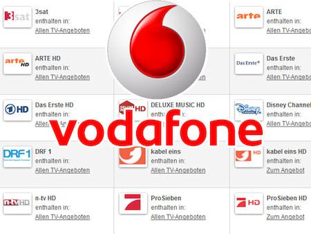 Vodafone Videothek