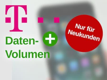 Telekom Mehr Datenvolumen