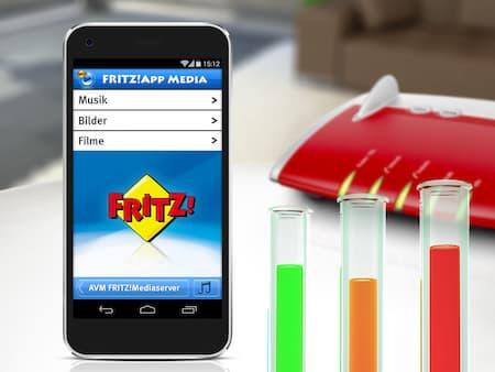 Myfritz App Labor