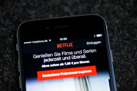 Netflix Telefonnummer