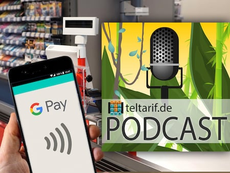 Podcast zum Thema Mobile Payment