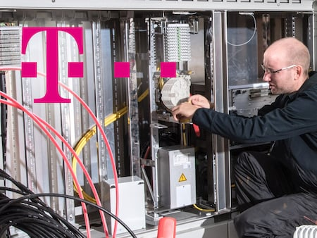 Telekom Breitband Ausbau