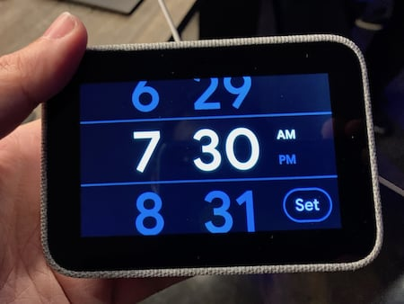 Lenovo Smart Clock im Hands-On