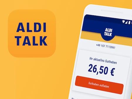 Aldi Talk Aufladen Online Paypal