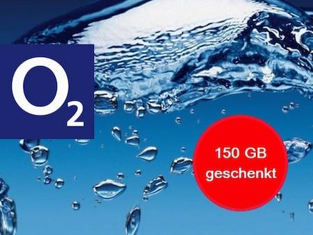 O2 150 Gb