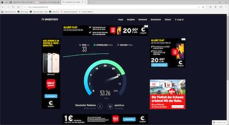Bundes Netz Agentur Speedtest