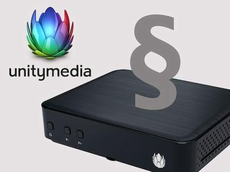 Unitymedia Hotspot Widerspruch