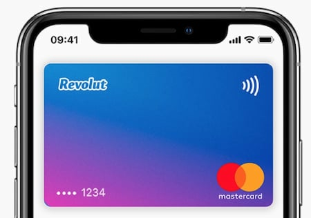 Apple Pay bei Revolut