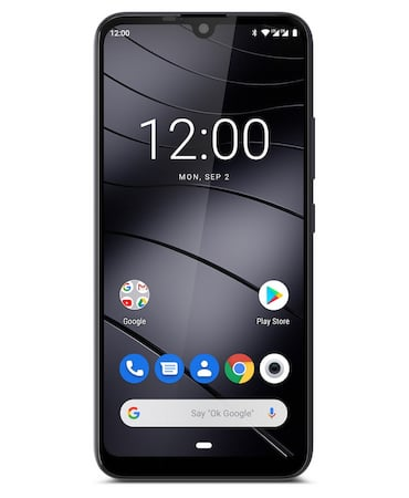 Das Gigaset GS190 hat Android Pie an Bord