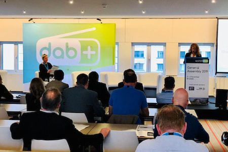 WorldDAB General Assembly in Brüssel