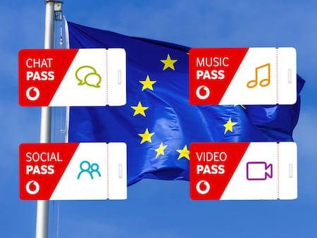 Vodafone Pass Im Eu Ausland