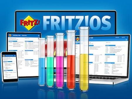 Fritz 7490 Labor