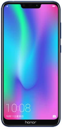 Honor 8C Quelle: https://www.vmall.com